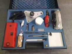 Набор для ремонта трещин и сколов автостёкол Wieder Kraft WDK-1700