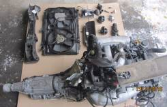 1JZ-GE VVTI двс и акпп - SWAP Toyota Mark II, JZX100