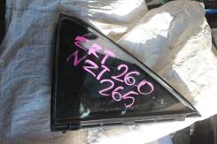Форточка двери. Toyota Allion, ZRT260, NZT260, ZRT265 Toyota Premio, ZRT260, NZT260, ZRT265