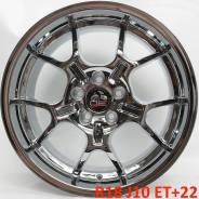 Оригинал! OE Wheels 8182233 R18 J10 ET+22 5Х114,3 ХРОМ!. 10.0x18, 5x114.30, ET22, ЦО 70,8мм.