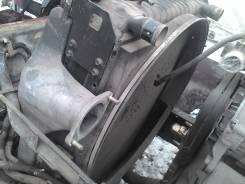 Радиатор охлаждения двигателя. Isuzu Giga Двигатель 6WG1