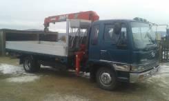 Hino Ranger. Продается грузовик , 8 700 куб. см., 8 000 кг.