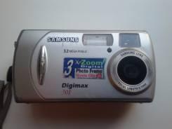Samsung Digimax. 4 - 4.9 Мп, зум: 5х