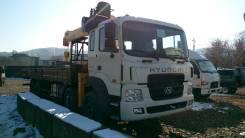Hyundai HD320. Soosan SCS746L и корзина, 11 149 куб. см., 24 000 кг.
