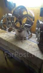 Диски OE Wheels ковка 17х11. 9.5/11.0x17, 5x120.00, ET56/50, ЦО 70,0мм.