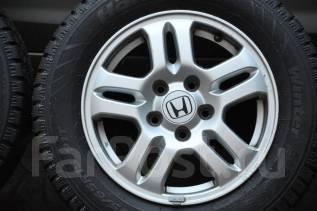 Колеса литые шипы 195/65R15 Honda Nissan Mitsubishi Kia Hyundai Toyota. 6.5x15 5x114.30 ET50 ЦО 67,1мм.