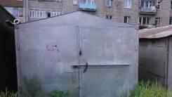 Гаражи металлические. переулок Тихий 10, р-н барановский, 16 кв.м.