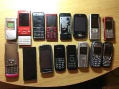 Куплю телефоны б. у. старые и новые в любом состоянии.
