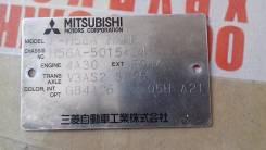 Дверь передняя правая Mitsubishi Pajero Mini h56a