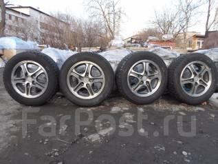Комплект колес с резиной ЗИМА R16 6JJ + 46. 6.0x16 5x114.30 ET46