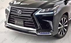 Обвес кузова аэродинамический. Lexus LX450d Lexus LX570, URJ201W. Под заказ