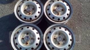 Honda. 5.5x14, 4x114.30, ЦО 64,0мм.