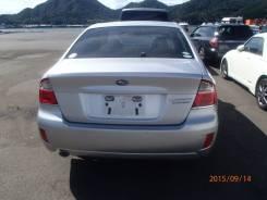 Крышка багажника. Subaru Legacy, BL5, BLE Двигатели: EJ30D, EJ20X, EJ20Y, EJ203, EJ20C, EJ204
