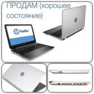 HP Pavilion 15. 2,4 ГГц, диск 500 Гб, WiFi, Bluetooth