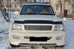 Toyota Land Cruiser. автомат, 4wd, 4.2 (204 л.с.), дизель