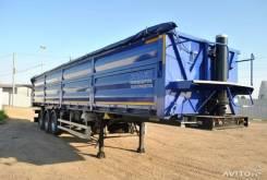 Bodex. Полуприцеп Зерновоз 60м3 новый, 39 000 кг. Под заказ