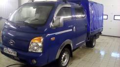 Hyundai Porter II. Хендай портер2, 2 500 куб. см., 1 250 кг.