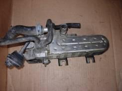 Клапан ЕГР EGR VW Touareg 2.5 BAC. Volkswagen Touareg Двигатель BAC BPE