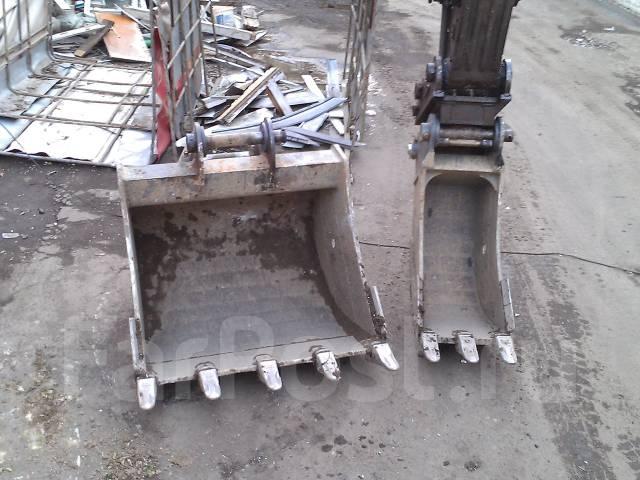 Услуги экскаваторов 0.6-1.0 куб Траншейный ковш 500 см, гидромолот