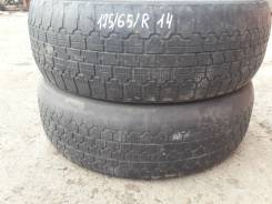 Bridgestone Blizzak Extra PM-30. Зимние, без шипов, износ: 80%, 2 шт