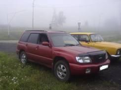 Subaru Forester. EJ20