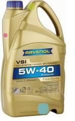 Ravenol. Вязкость 5W-40, гидрокрекинговое