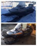 Продам снегоход BRP SKI-DOO Rotax 550 LC Scandik По запчастям
