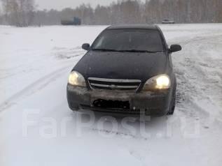 Ноускат. Chevrolet Lacetti, J200