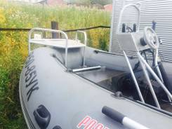 Лодка 2014 года. Год: 2014 год, длина 520,00м., двигатель подвесной, бензин