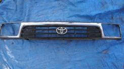 Решетка радиатора. Toyota Hilux Surf, KZN130W Двигатель 1KZTE