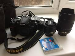 Nikon D7000. 20 и более Мп