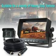 """Монитор 7"""" + камера заднего вида для грузовых машин. 12-24V."""