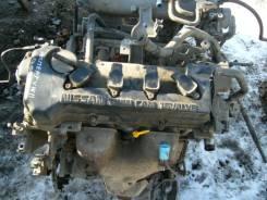 Двигатель в сборе. Nissan Expert, VNW11 Двигатель QG18DE