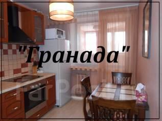 2-комнатная, улица Московская 1. Центр, агентство, 60кв.м. Кухня