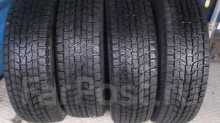 Dunlop Grandtrek SJ6. Зимние, без шипов, 2007 год, износ: 10%, 4 шт