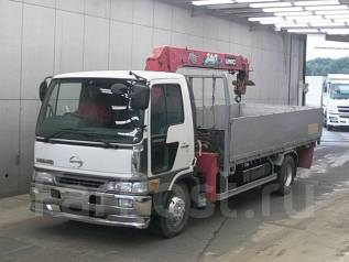 Hino Ranger. Манипулятор под ПТС, 7 960 куб. см., 5 000 кг. Под заказ