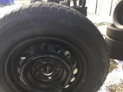 Bridgestone Blizzak Revo1. Зимние, без шипов, износ: 10%, 4 шт