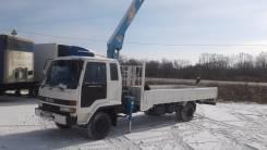 Isuzu Forward. Продам грузовик с краном isuzu forward, 7 200 куб. см., 5 000 кг.