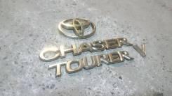 Эмблема. Toyota Chaser, JZX100 Двигатели: 1JZGE, 1GGTE, 1JZGTE, 1JZFE