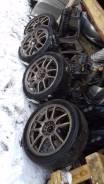 Комплект колес WORK Cr-Kai R17. 8.0x17 5x114.30 ET47 ЦО 73,3мм.