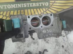 Заслонка дроссельная. Nissan Cedric, MY34 Двигатель VQ30DD