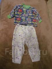 Пижамы. Рост: 74-80, 80-86, 86-98 см