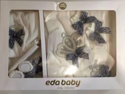 Комплекты для новорожденных. Рост: 50-60, 60-68 см. Под заказ