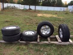 Продаются оригинальные колёса от Ниссан Навара. 7.0x16 6x114.30 ET30