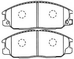 Тормозные колодки передние KIA SORENTO 02- 58101-3EE00 Akyoto AKD-1300