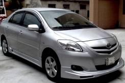 Обвес кузова аэродинамический. Toyota Yaris Toyota Belta