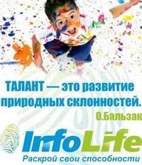 Биометрическое тестирование по отпечаткам пальцев Infolife (Инфолайф)