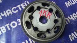Шкив коленвала. Toyota: Vitz, iQ, Yaris, Passo, Aygo, Belta, Tank, Roomy Двигатель 1KRFE