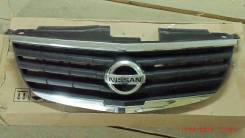 Решетка радиатора. Nissan Almera Двигатель QG16