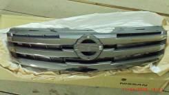 Решетка радиатора. Nissan Almera